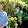 Greg at Giverny in France
